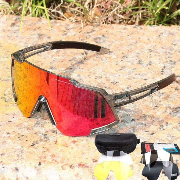 Goggles Polarized Cycling Sunglasses
