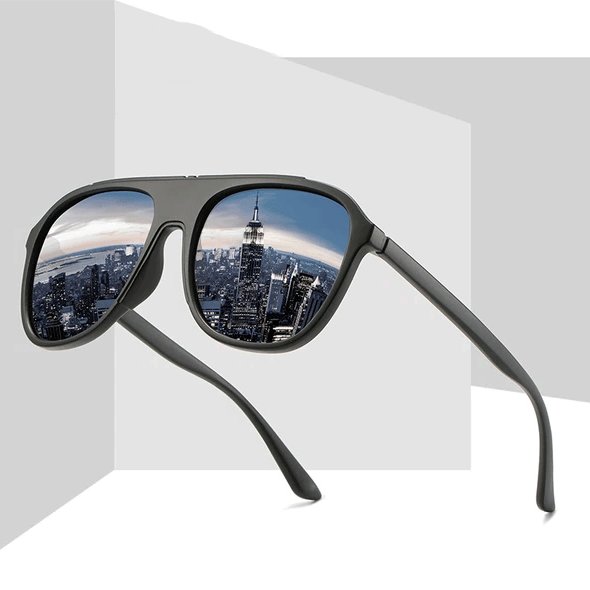 Polarized Mirror Sunglass Men