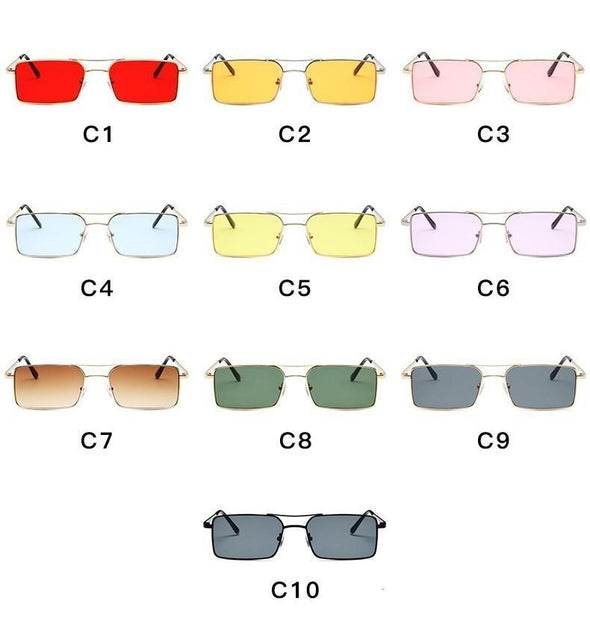 Double Bridge Sun Glasses