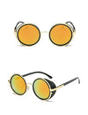 Steampunk Sunglasses Round