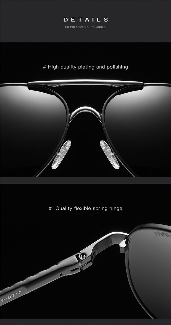 Polarized Men Sunglasses Fishing Glasses