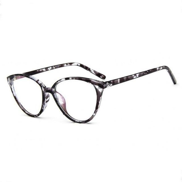 frame cat eye glasses