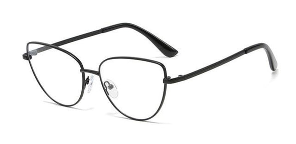 Cat Eye Retro Simple Glasses Frames 02
