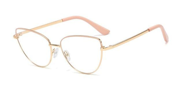 Cat Eye Retro Simple Glasses Frames 03