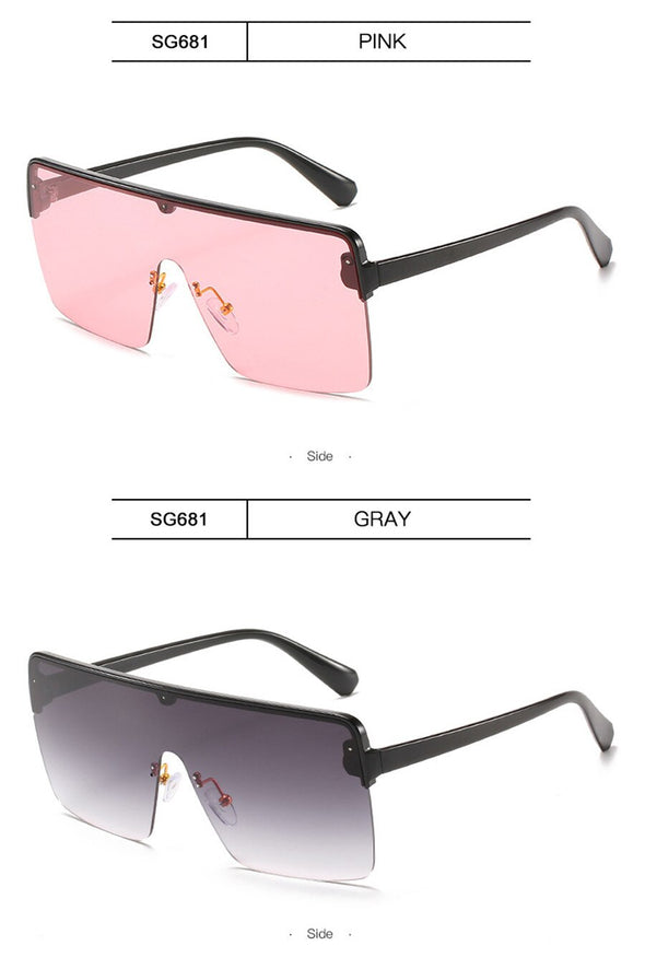 2020 Oversized Sunglasses