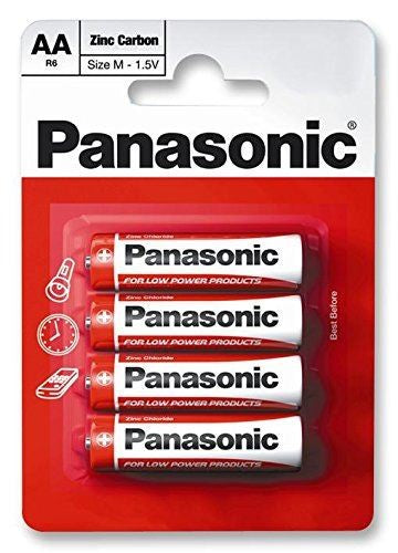 AA Panasonic Batteries