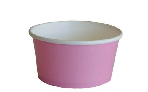 5oz Ice Cream Tubs with Domed Lids (Set of 50pcs)