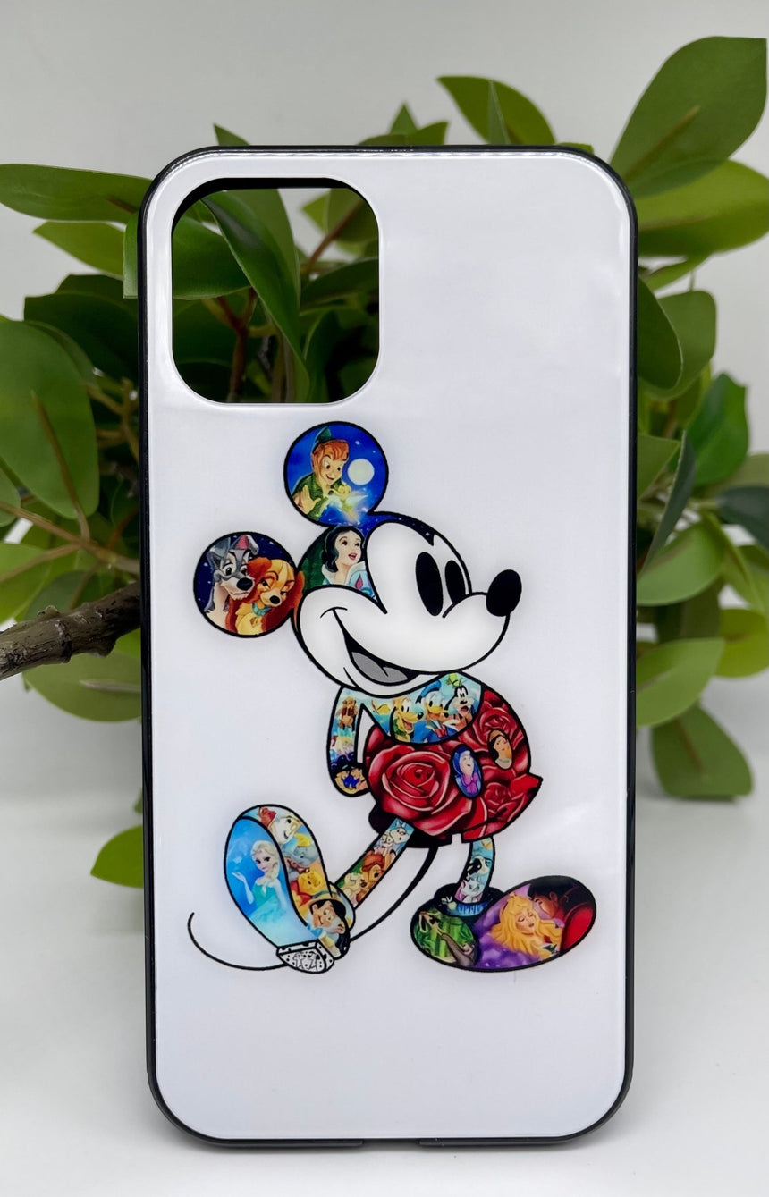 Mickey Mouse LED Light-Up iPhone Smart Case - LeftLamp