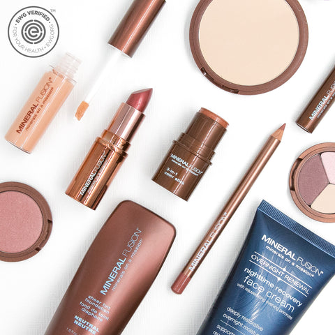 EWG Verified cosmetics