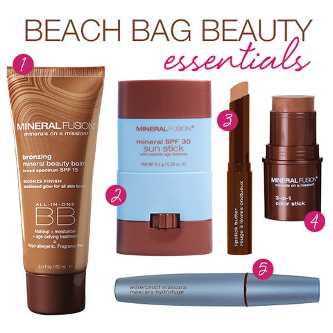 Beach Bay Beauty Essentials