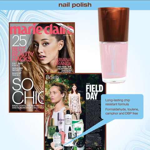 Marie Claire Mineral Fusion Nail Polish