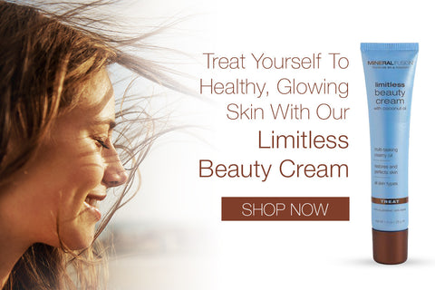Mineral Fusion Limitless Beauty Cream with Coconut Oil