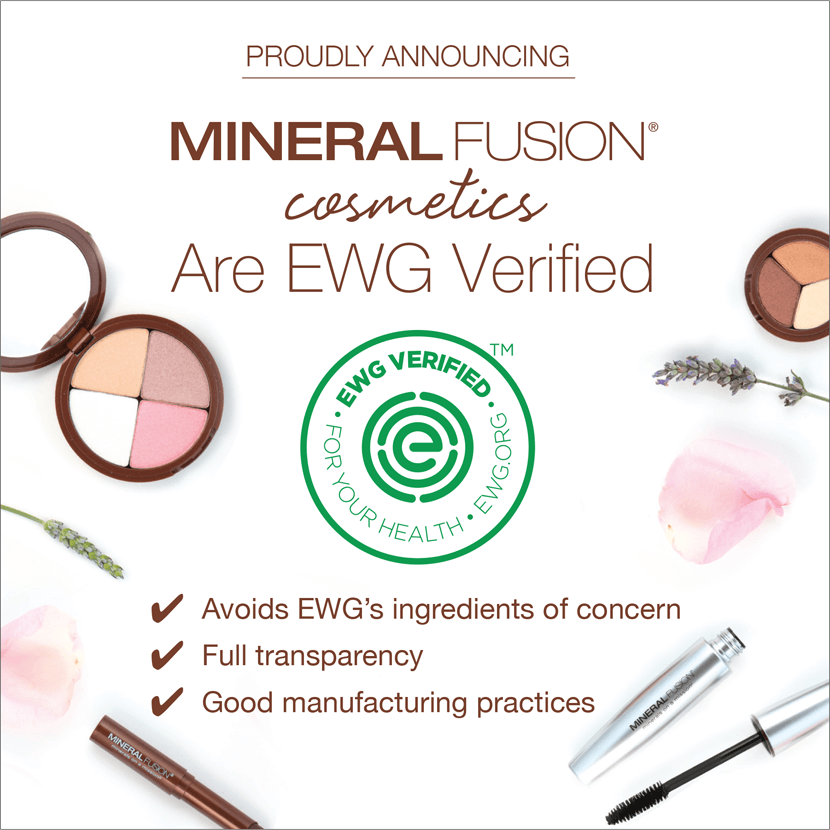 Mineral Fusion is EWG VERIFIED™