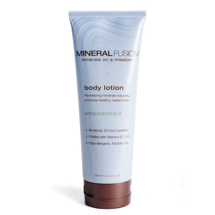 Unscented Mineral Body Lotion