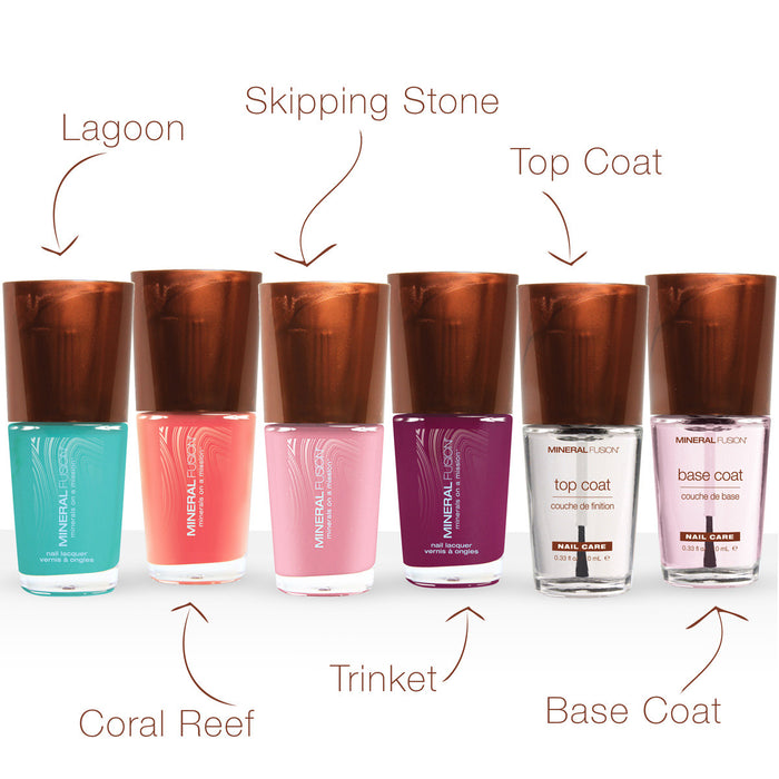 Summer Brights Nail Kit