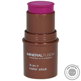 Berry Glow 3-in-1 Mineral Color Stick