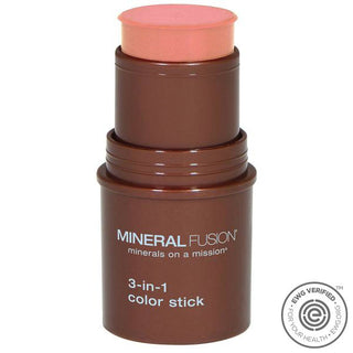 Terra Cotta 3-in-1 Mineral Color Stick
