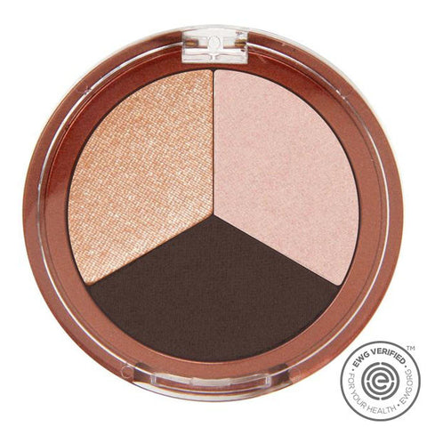 Eye Shadow Trio - Espresso Gold