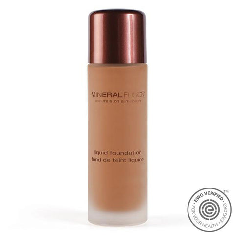 Liquid Foundation - Deep 1 - Caramel