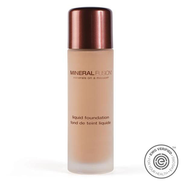 Warm 2 Liquid Mineral Foundation