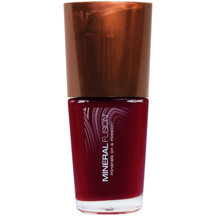 Brick Red Vegan Nail Polish
