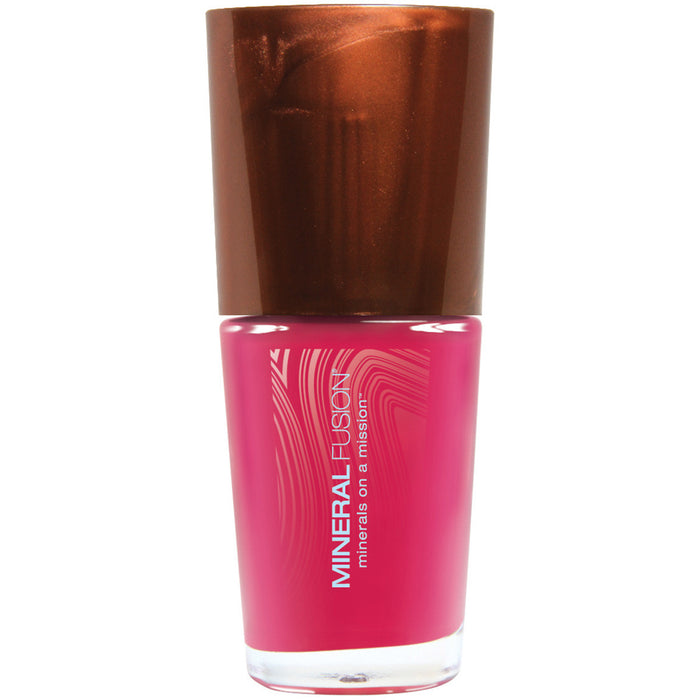 Jewel Bright Pink Vegan Nail Polish
