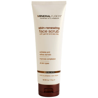 Skin Renewing Mineral Face Scrub