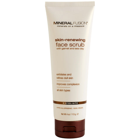 Skin-Renewing Face Scrub