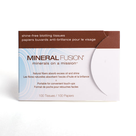 Shine-Free Blotting Tissues