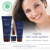 Overnight Renewal Skin Care Kit ad