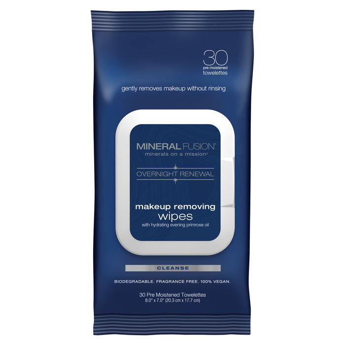 Hydrating Makeup Removing Wipes