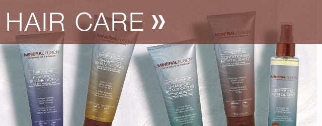 mineral hair care