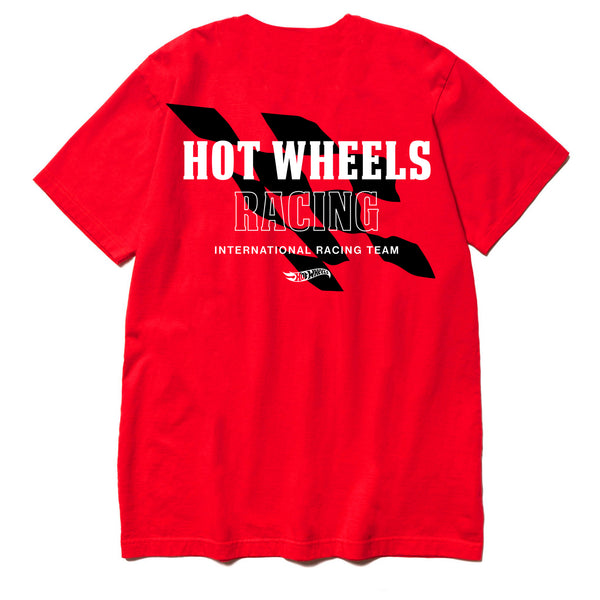 HOT WHEELS RACING OFFICIAL T-SHIRTS - Hot Rod Red