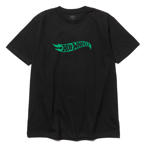 HOT WHEELS RACING OFFICIAL T-SHIRTS - Burnout Black