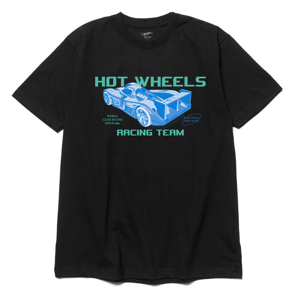 Black Team Racing T-shirt