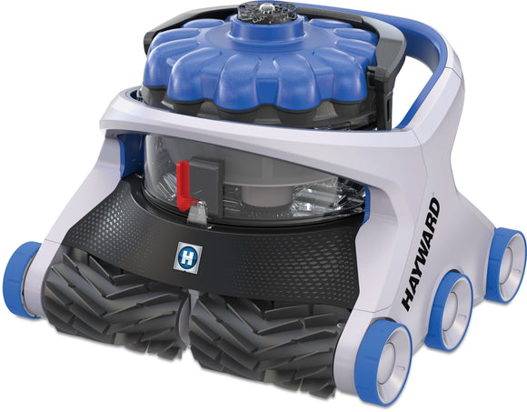 Hayward Aquavac 650 Robot pool cleaner with Wifi and trolley