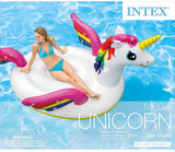 Intex Inflatable Mega Unicorn Island Float