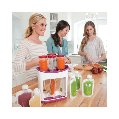 Healthy Food Tower