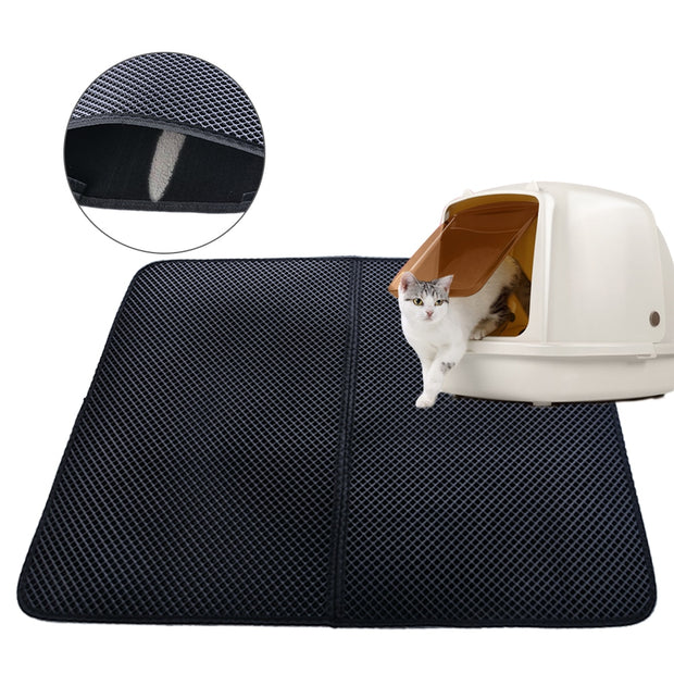 Pet Cat Litter Mat