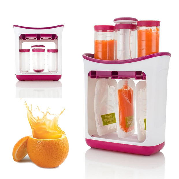 Baby Food Maker Squeeze Organic Food Machine - Mahina-shop