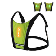 LED Wireless Cycling Vest - Mahina-shop
