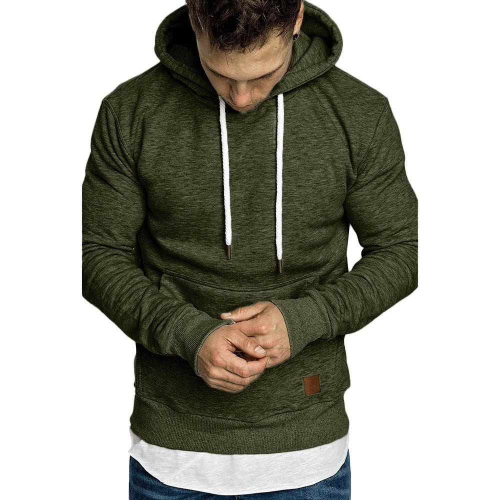 Winter Fitness Sleeveless Hooded Sweatshirt Training Vest Sports Vest Loose Hoodies Men Print 1881 Sweat Sportswear