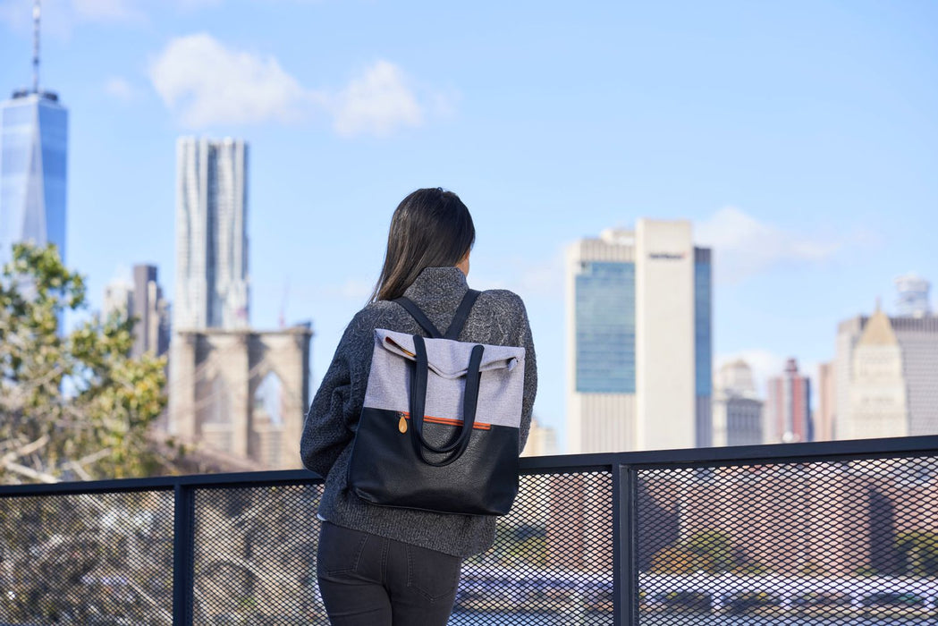 Greenpoint Backpack Tote