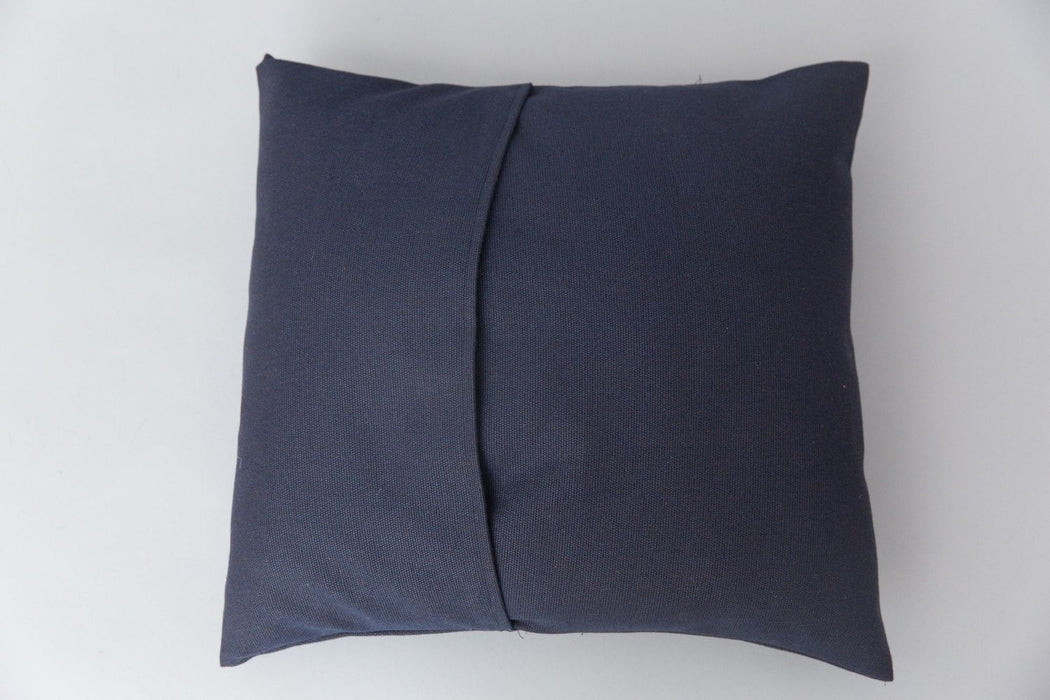 The Diamond Pillow - Blue