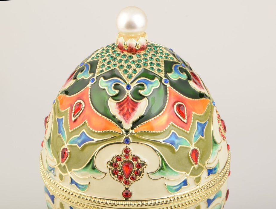 Colorful Russian Egg
