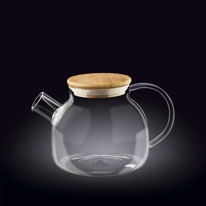 [A] Thermo Glass Tea Pot 32 Fl Oz | 950 Ml WL-888810/A