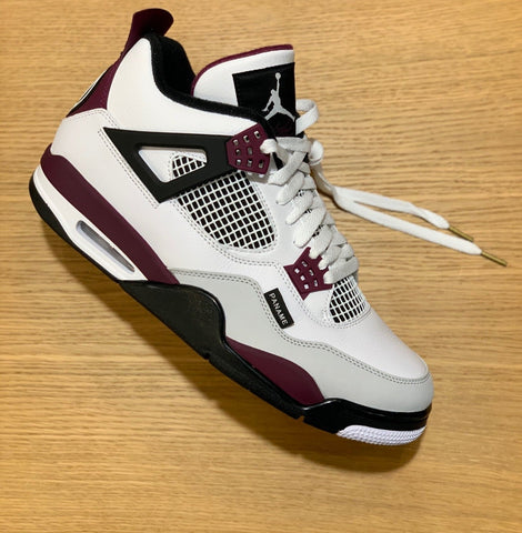 Jordan 4 PSG-Shoes-UK 10- Men's Fashion in Chelmsford & Essex by Zagger