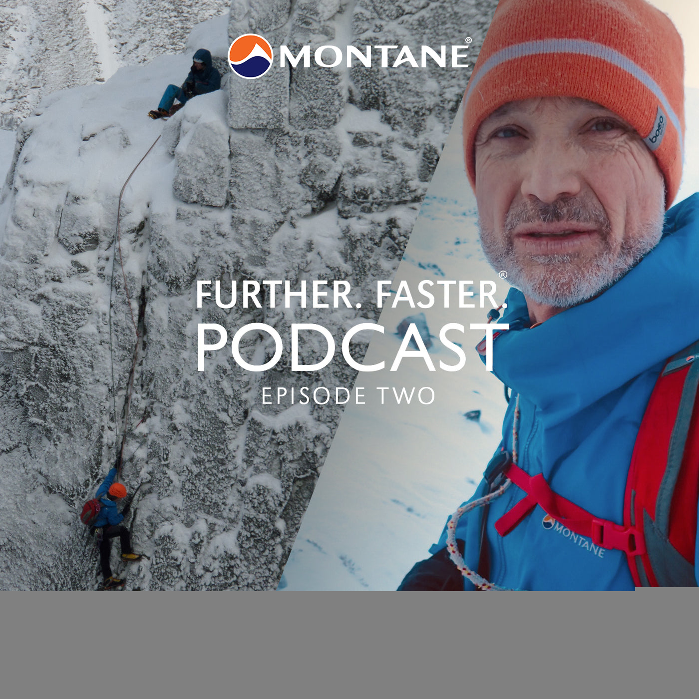 Further Faster Podcast Malcolm Bass