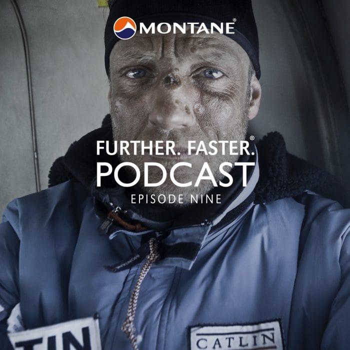 martin hartley further faster podcast | montane