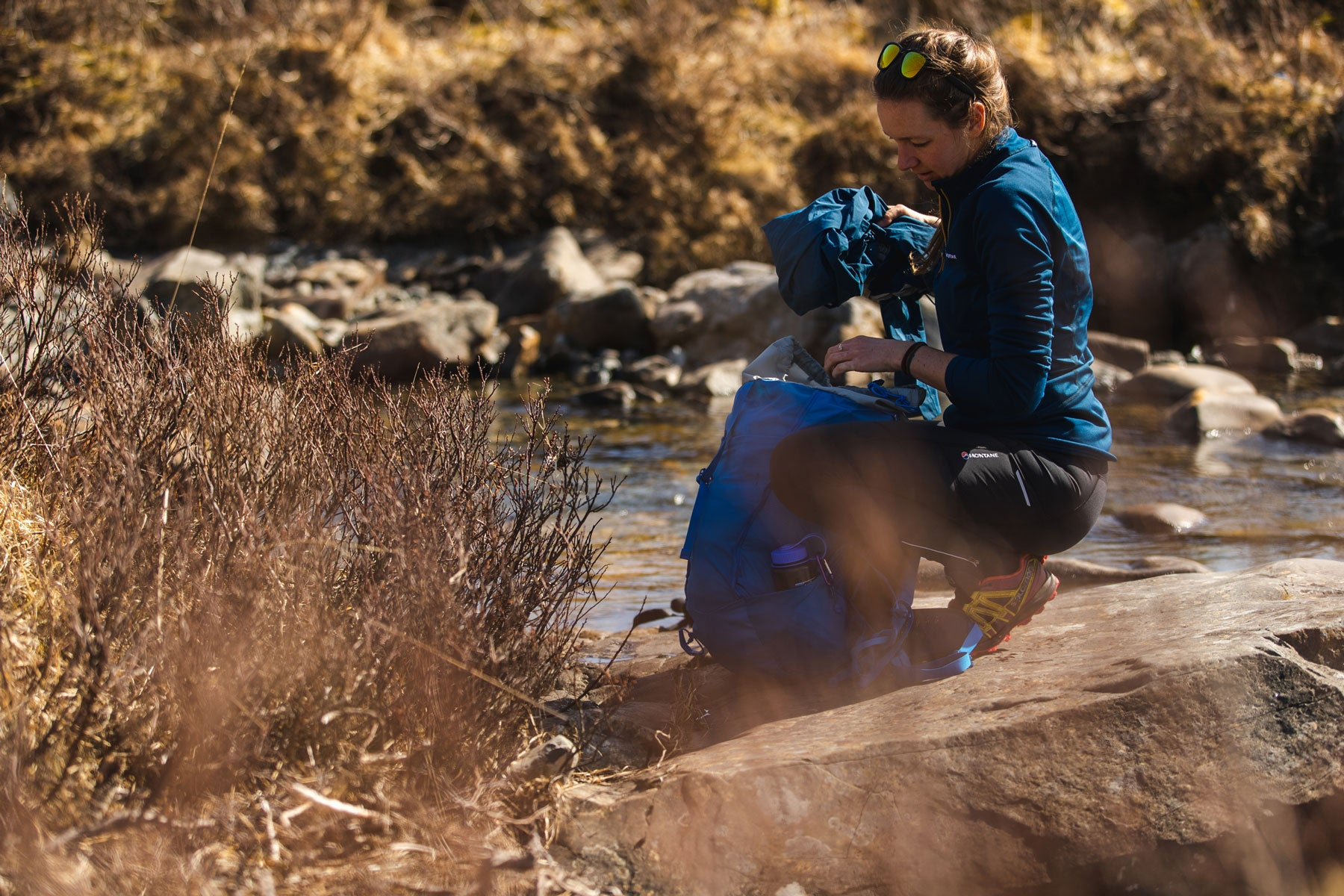 jenny tough fastpacking 101 packing guide | Montane